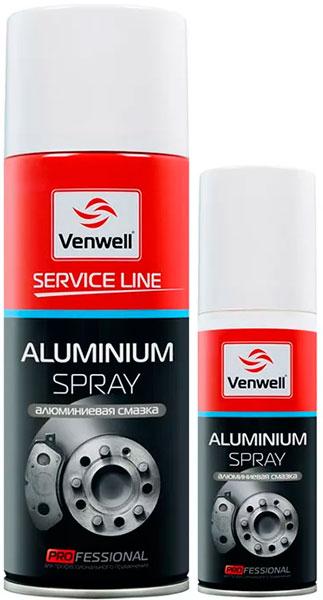 Venwell Aluminium Spray