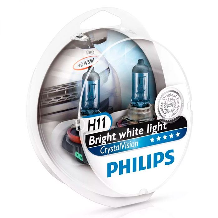 lampi h11 PHILIPS LL 2