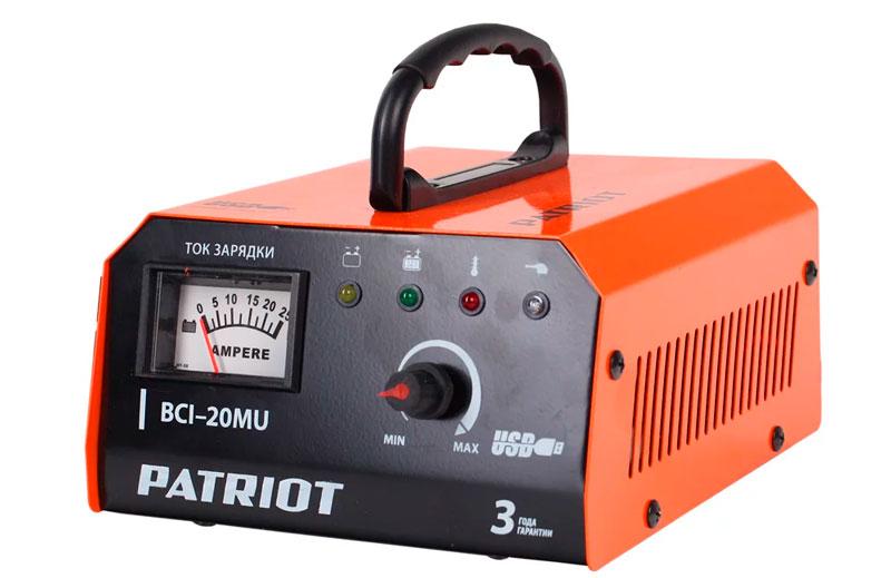 Impulsnoe zarjadnoe ustrojstvo PATRIOT BCI 10M 650303415