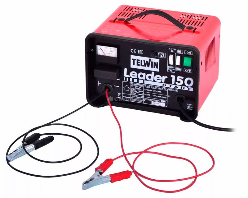 Pusko zarjadnoe ustrojstvo Telwin Leader 150 Start 230V 12V 807538