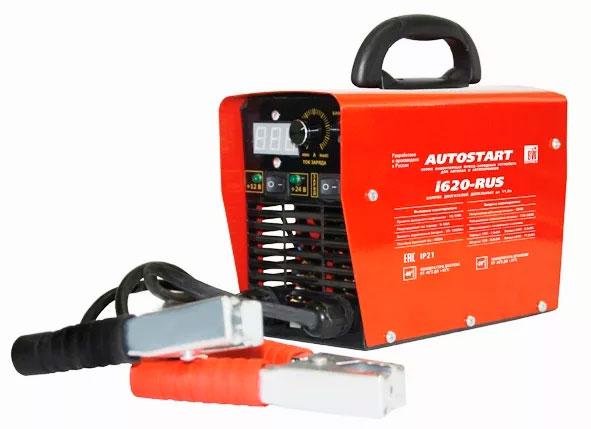 Pusko zarjadnoe ustrojstvo invertornoe BestWeld Autostart i620 RUS BW1650R