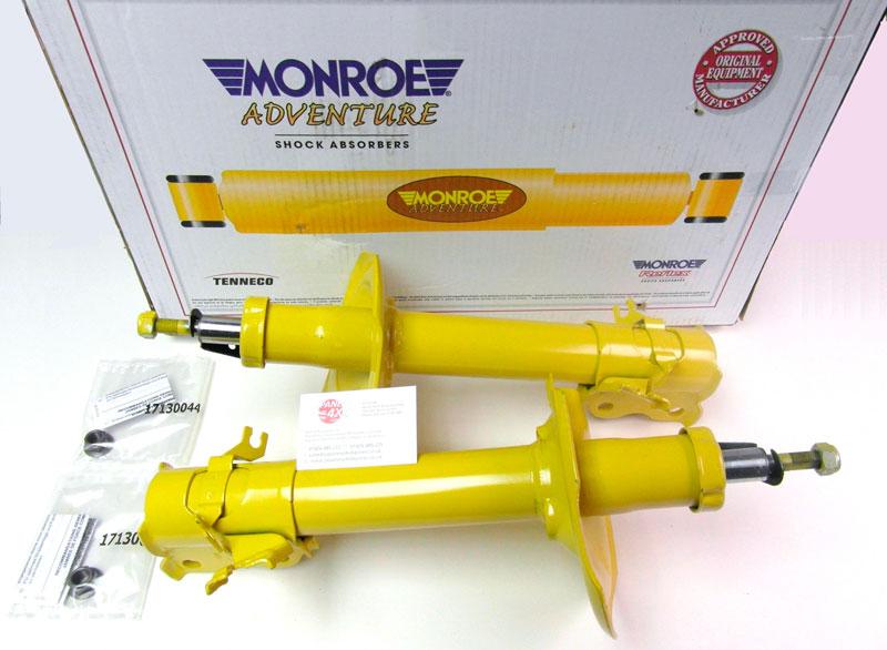 monroe adventure